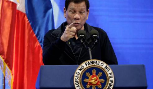 Pakatan Duterte, Najib & Jokowi Tangani Pengganas
