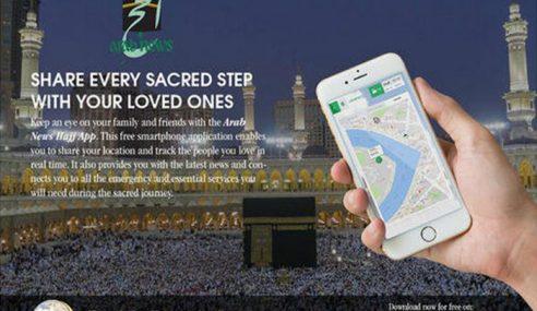 Hajj App Mudah Jejak Ahli Keluarga Di Tanah Suci