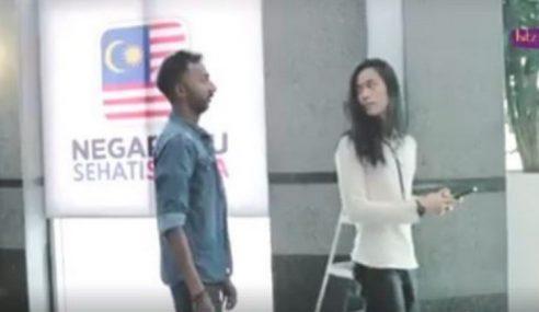 Akibat Tekanan, Hitz FM Tarik Balik Klip Hina Pondan