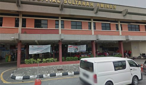 Exco Johor Mahu Kementerian Saman Portal Singapura
