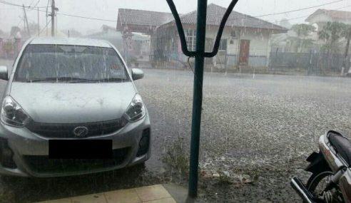 Kedah Terima Hujan Lebat Sehingga November