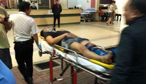 Lelaki Langgar Lari Warga Singapura Dibebaskan