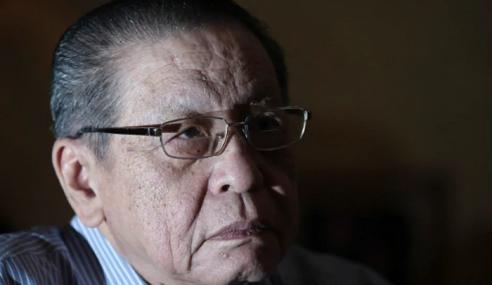 Kit Siang Sakit Hati Najib Disambut Bak Wira Negara