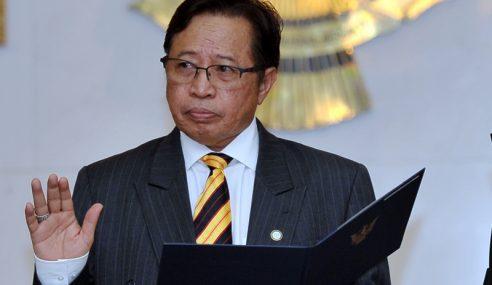 Rakyat Sarawak Mahu Berdiri Sama Tinggi