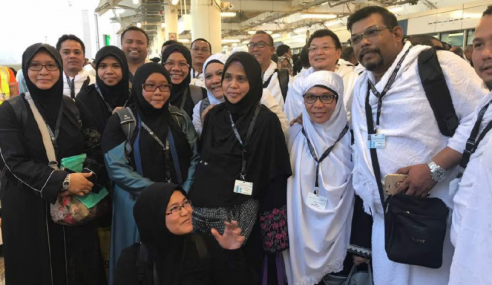 Anak Malaysia Kagumi Tren, Fasiliti Prasarana