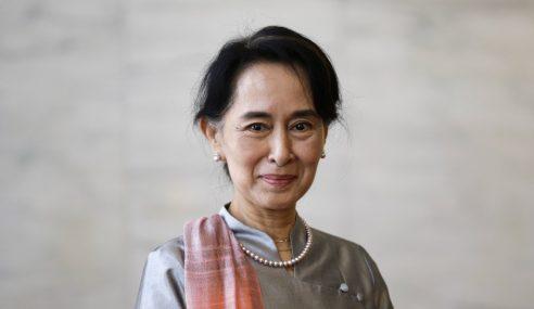 Kolej Universiti Oxford Turunkan Potret Suu Kyi