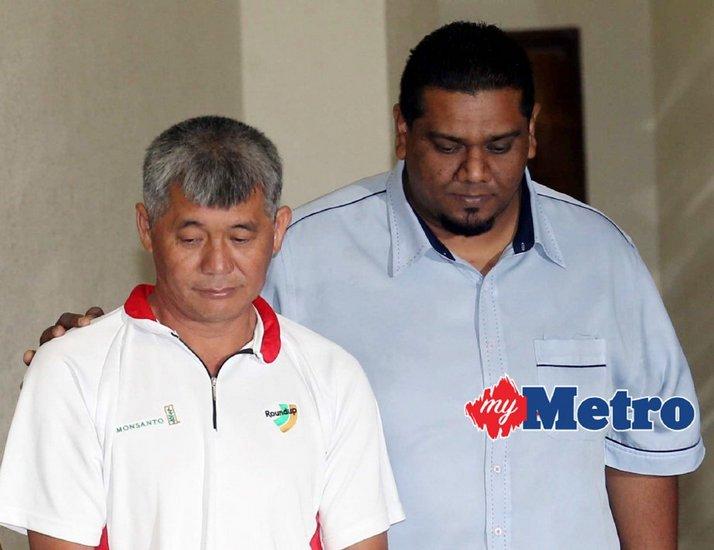 Chin Peng Didenda RM10,000 Kerana Beri Rasuah