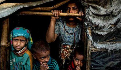 Singapura Hantar Pasukan Agih Bantuan Rohingya