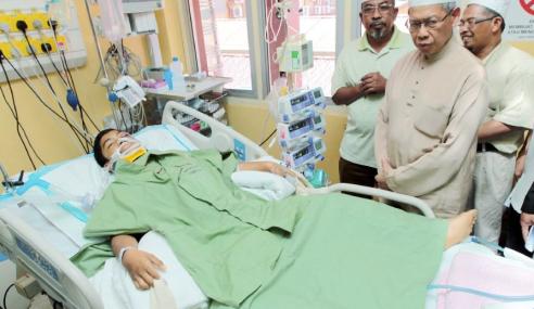 Tragedi Tahfiz: Dua Pelajar Masih Kritikal