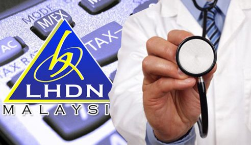 Doktor Paling Ramai Tidak Bayar Cukai