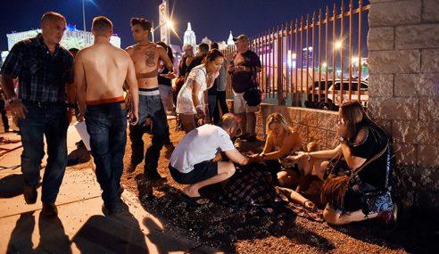 Konsert Di Las Vegas Dicemari Insiden Tembakan
