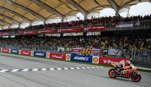 Penonton MotoGP Diminta Patuhi Arahan Polis