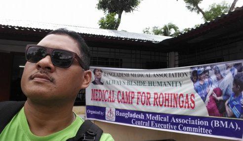 Etnik Rohingya Bina Hidup Baru Di Kem Pelarian