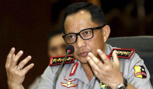 Indonesia Perketat Sempadan Bebas Pengaruh Pengganas