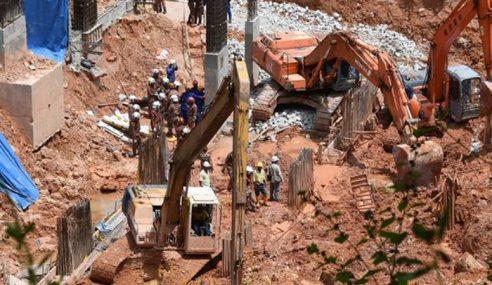 Tanah Runtuh: PAP Gesa Tubuh J/kuasa Teknikal