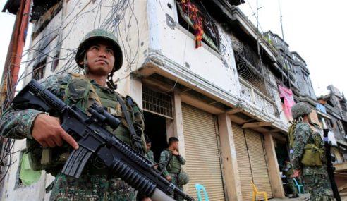 Presiden Filipina Isytihar Marawi Bebas Pengganas