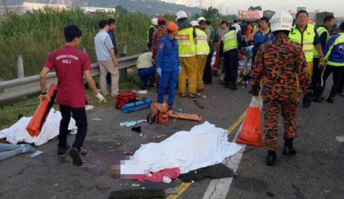 7 Maut Kemalangan Bas Disahkan Rakyat Indonesia