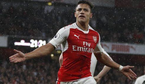 Manchester City Mahu Menghukum Arsenal