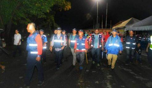Anggota SRS Bantu Polis Bendung Kegiatan Jenayah