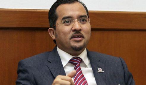 """""""Pembangkang Diketuai DAP Tolak Islam"""" – Asyraf Wajdi"""