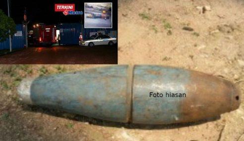 Bom Perang Jepun Punca Letupan 3 Staf MRT Parah!