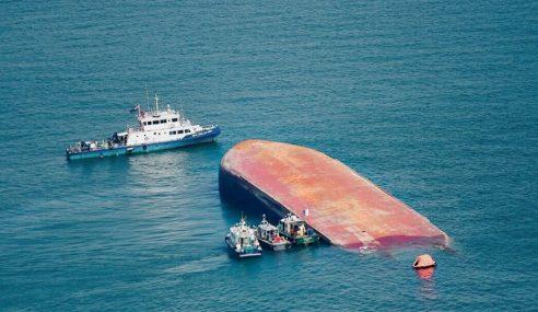 Mayat 2 Lagi Kru Kapal JBB De Rong 19 Ditemukan