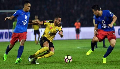 Piala Malaysia: JDT Bertemu Kedah Dalam Final