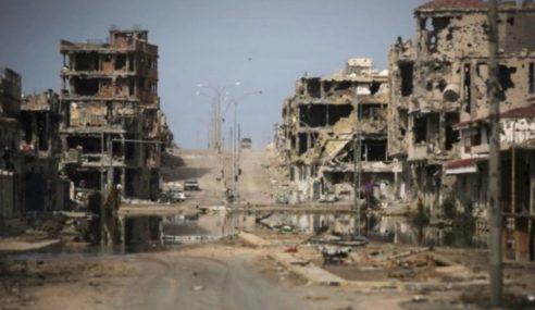 Mayat 36 Militan Disyaki Dibunuh Ditemui