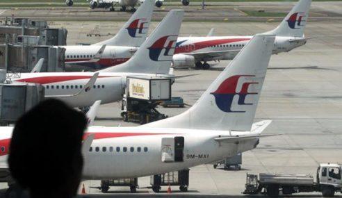 MH1 Ke KL Dijadual Semula Kerana Masalah Sistem Air