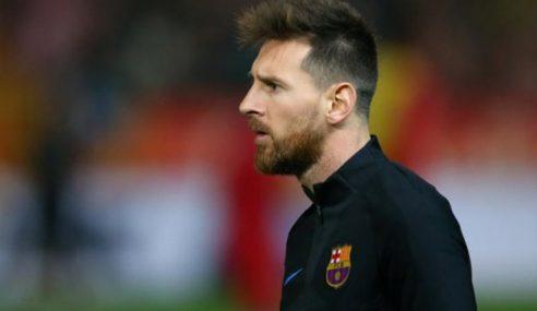 Manchester City Sedia Tawar Messi RM1.9 Bilion