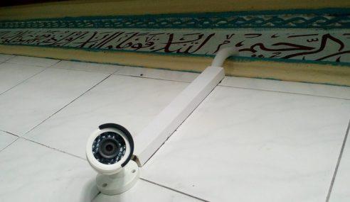 Perlis Sokong Saranan Pasang CCTV Di Masjid