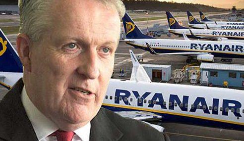 """""""Ryanair Perlukan Bantuan Saya"""" – Peter Bellew"""