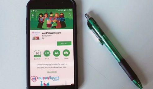 Aplikasi Cari Madu Di AyoPoligami