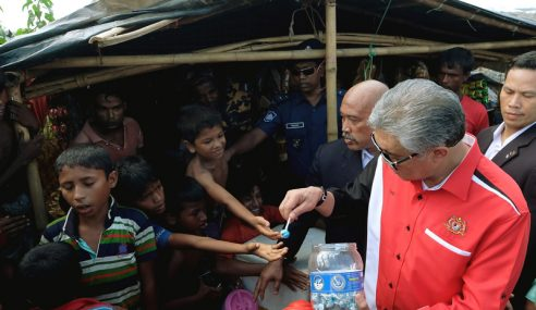 MKN Akan Selaras Bantuan Untuk Rohingya