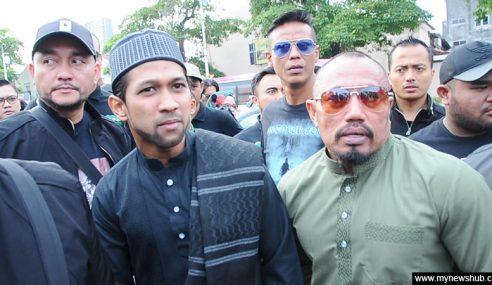 Yusuf Azmi, Ali Salimin Mengaku Tidak Bersalah