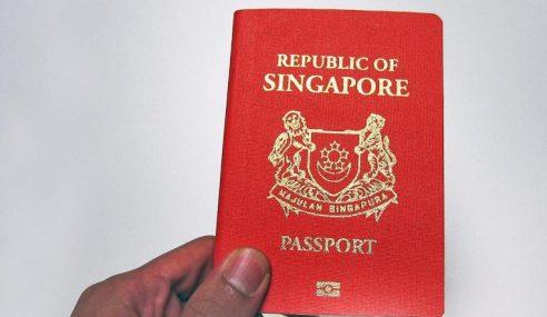 Pasport Singapura Diiktiraf Paling Berkuasa Di Dunia