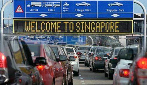 Singapura Henti Pertumbuhan Kenderaan