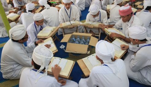 RM30 Juta Naik Taraf Pusat Tahfiz, Bukan Bayar Gaji