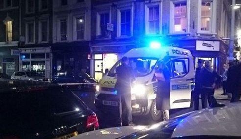 Remaja Lelaki Cedera Parah Ditikam Di London