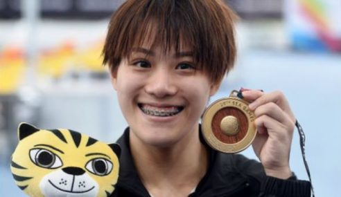 Atlet Terjun Wendy Ng Gagal Ujian Doping Sukan SEA