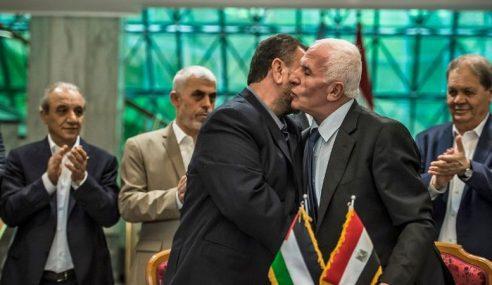 Demi Palestin, Fatah-Hamas Meterai Damai