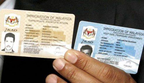 Imigresen Tumpaskan Sindiket E-Kad Palsu
