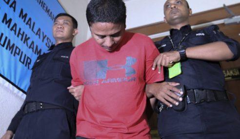 Miliki Bahan Daesh Gelandangan Dijel 4 Tahun