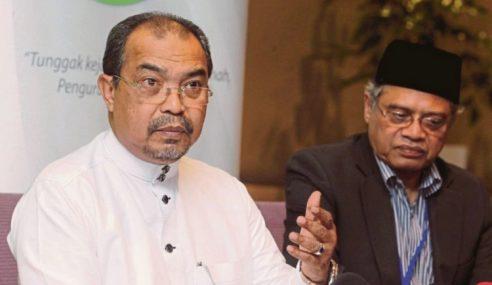 Isu Dobi: Menteri, KP Jakim Mohon Jumpa Sultan Johor