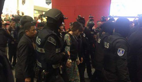 Suspek Bunuh Jong-nam Dibawa Ke KLIA2