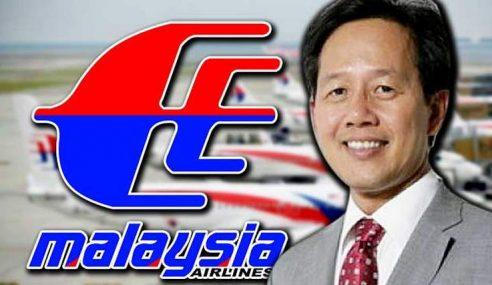 Kapten Izham Dilantik Jadi CEO Baharu MAB