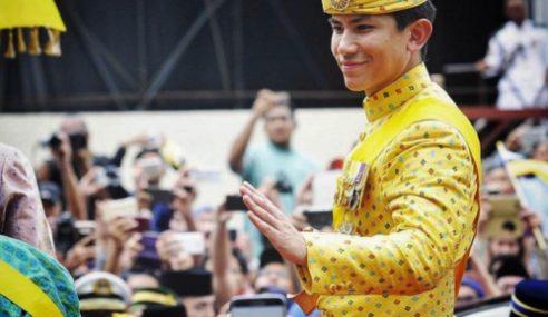 Putera Mateen Lebih Jadi Fokus Jubli Emas Sultan