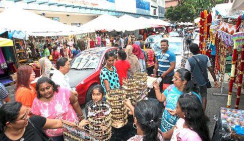 PBT Negeri Sembilan Disaran Anjur Bazar Deepavali