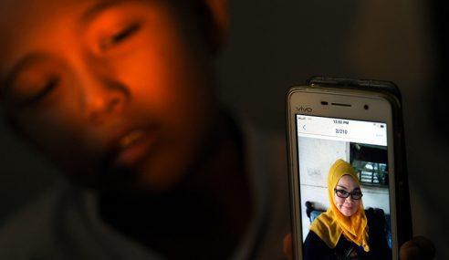 Noriah Sempat Telefon Anak Sebelum Meninggal Dunia