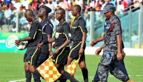 'Bau Badan' Pemain Bunuh Pengadil Bola Sepak Ghana